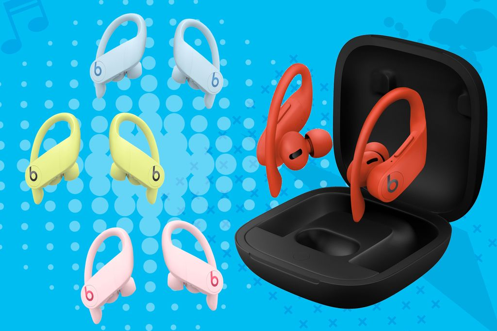 Apple Powerbeats Pro has 4 more colors confirmed