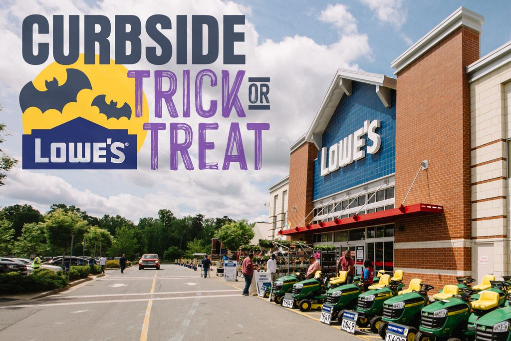Halloween 2020 Cash Target, Lowe's try to cash in on Halloween spirit, curbside | Ad Age