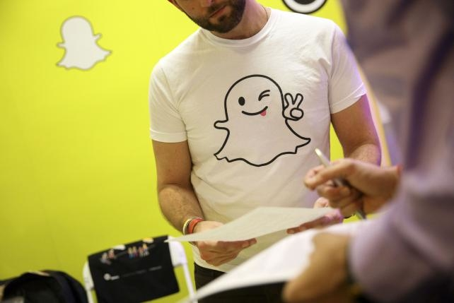 Snap Seeks to Raise as Much as $3.2 Billion in IPO Even as User Growth Slows