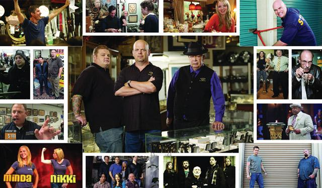 Why 500 Channels Means 19 Shows About Pawnshops
