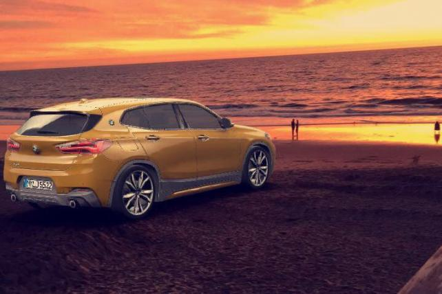 BMW Test Drives Snapchat Lenses In First 3D Car Ad