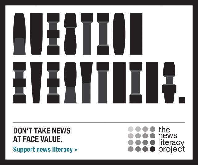 The News Literacy Project, JWT Team Up to Combat Fake News