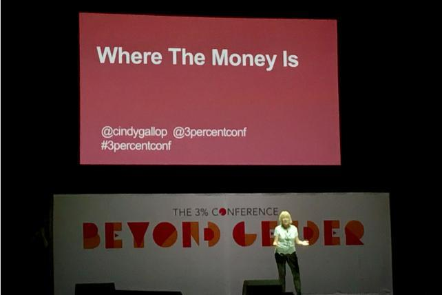 Diversity Raises the Bar': Cindy Gallop Declares War on