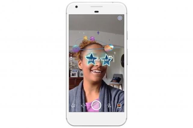 Facebook Is Developing Animated Selfie Masks for Brands
