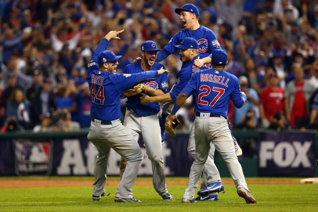 One for the Ages: Cubs-Tribe Thriller Is Most-Watched MLB Game in 25 Years