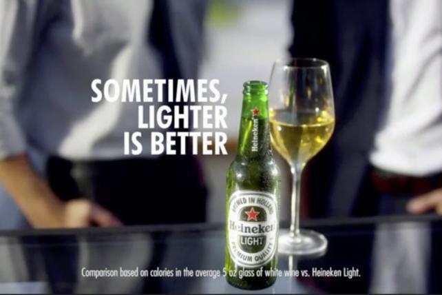 Sister In Heineken Christmas Commercial 2020 How did this happen? Behind Heineken Light's 'lighter is better