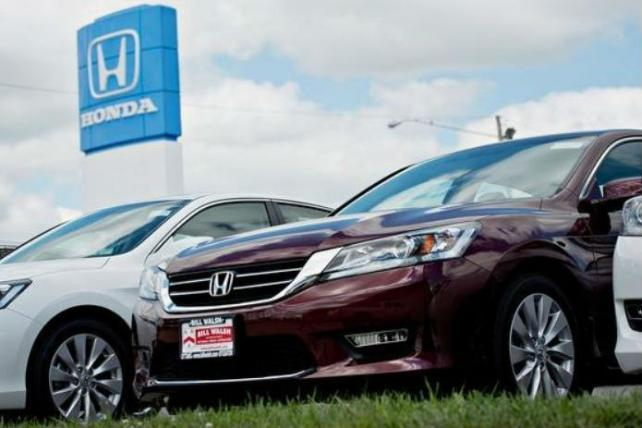 Three Strikes And You Re Out Dealers Wary Of Honda Ad Police Adage