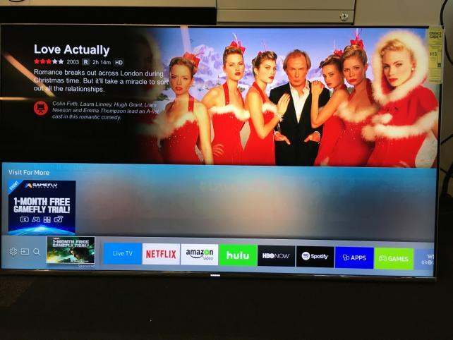 Samsung Smart TVs Force Ads Onto Menu Screen | AdAge