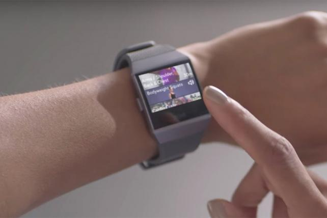 051f295cafd576 Fitbit Unveils Health-Focused Smartwatch to Revive Demand   AdAge