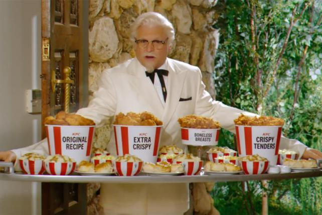 Jason Alexander Is The Latest Kfc Colonel In Sitcom Style Spot Adage