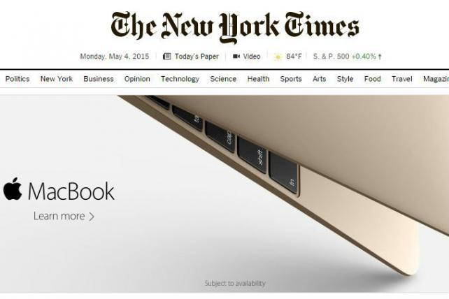 Why The New York Times Is Seeing Fewer Ad Impressions