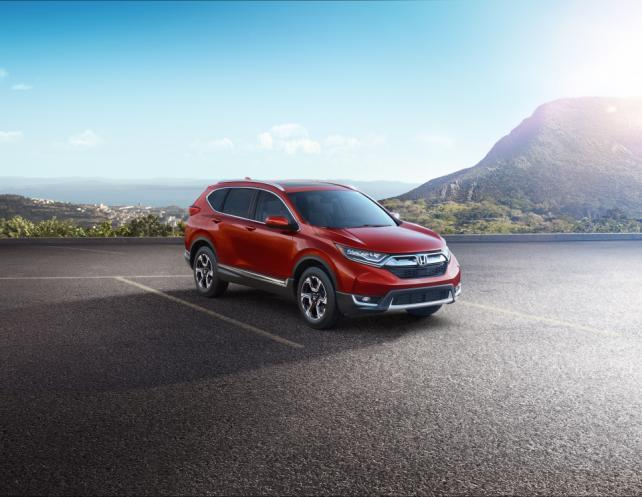Honda Will Plug Its Redesigned Cr V With A Super Bowl Ad