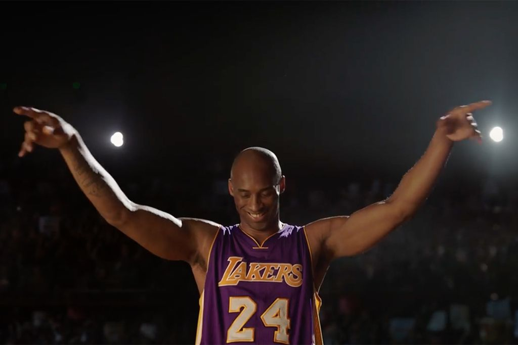 A look back at Kobe Bryant and Nike's best ad moments