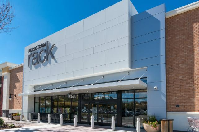 A Nordstrom Rack At Nut Tree Mall In Vacaville Northern California