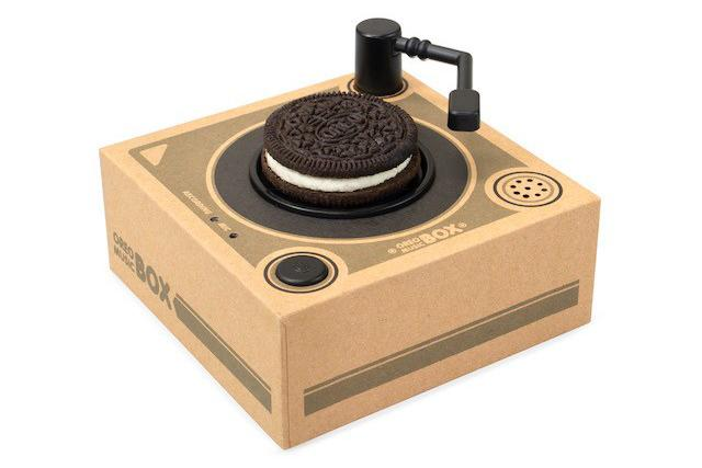 Why Oreo Is Selling A Cookie Playing Turntable On Amazon Adage