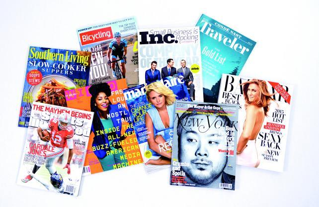 Ad Age's 2014 Magazine A-List: See All the Winners | AdAge