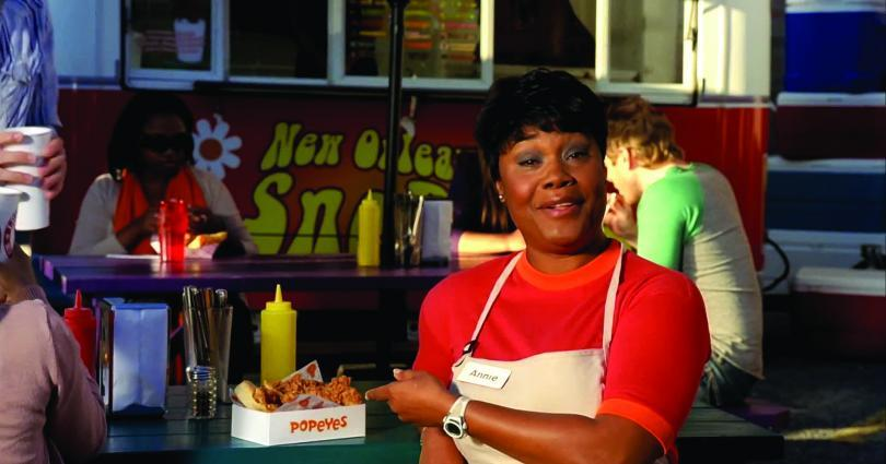 How Annie Helped Popeyes Find Its Brand Identity -- Louisiana   AdAge