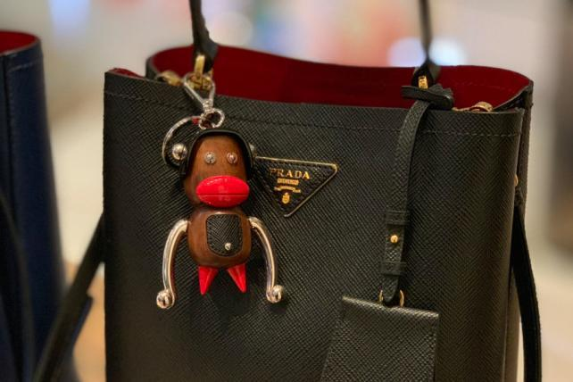 753ecb146d Prada will stop selling monkey keychains decried as racist | AdAge