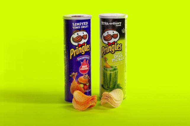 Nashville Hot Chicken flavor Pringles are now a thing   AdAge