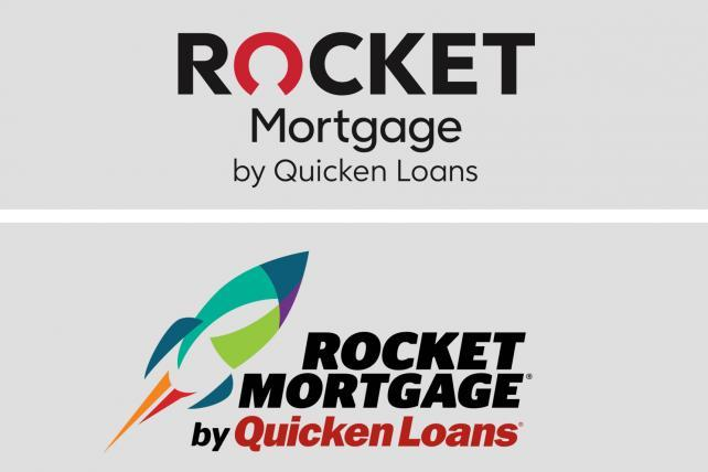 Quicken Loans launches new Rocket Mortgage logo | AdAge