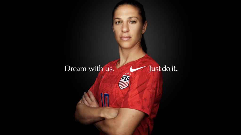 seleccione original lo mas baratas reloj Nike's newest spot highlights women's athletics | Ad Age