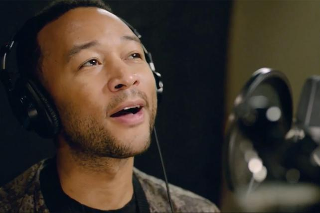 Hey, Google Assistant sounds like John Legend (and other advances