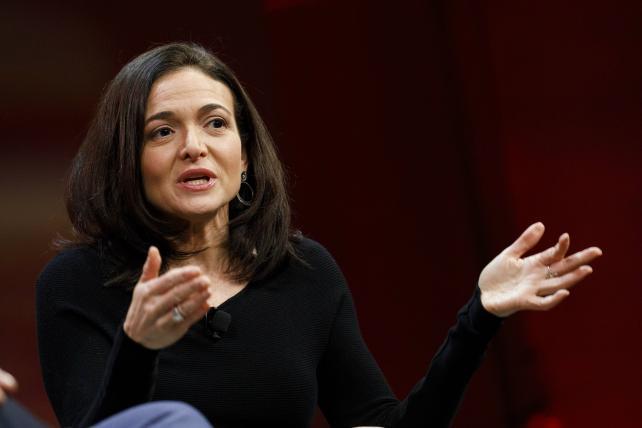 Friday Wake-Up Call: Sheryl Sandberg says 'a few