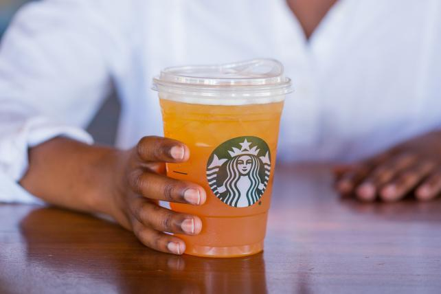 Starbucks joins growing movement against plastic straws | AdAge