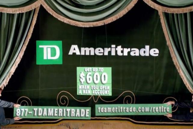 TD Ameritrade Taps Havas for Creative | AdAge