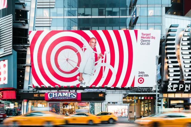 Our Strategy Is Working:' Target Plows Into the Holidays | AdAge