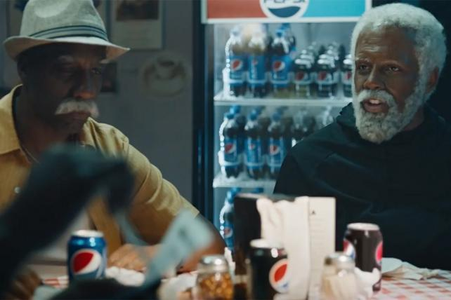 8d26994a1b32 Pepsi Is Taking Kyrie Irving s  Uncle Drew  to the Movies