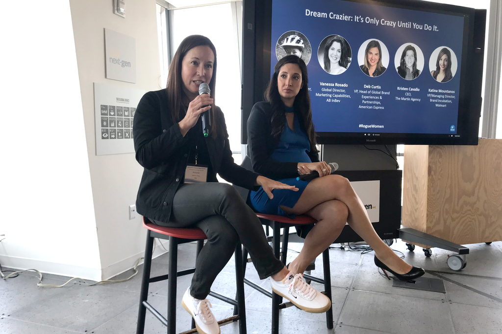 photos officielles f2f4b 96fbd The Martin Agency CEO and Nike VP discuss the benefits of ...