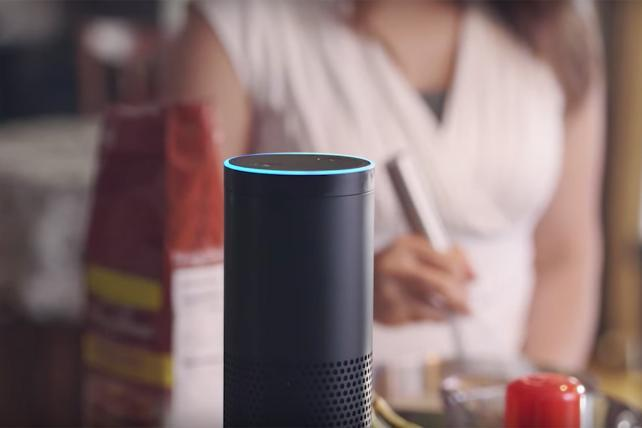 Tuesday Up Using CallWho's Amazon Shopanyone Wake Alexa To mnN80w