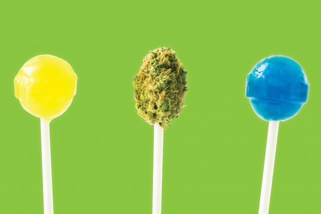 CBD brands see high potential in half-baked category | AdAge