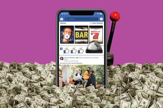 Facebook bets that Stories are the future, and ads will