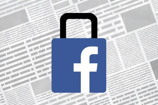 News groups ask Facebook to stop treating media ads like