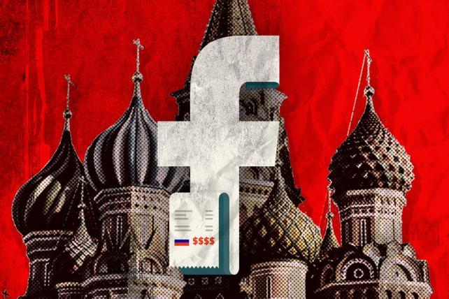 Russia Spent $1 25M Per Month on Ads, Acted Like an Ad Agency