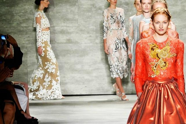 For An Insider View Of Ny Fashion Week Just Download Snapchat Ad Age