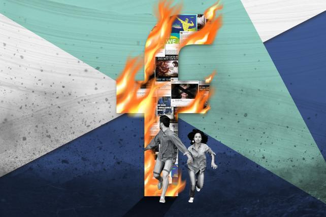 A timeline of Facebook's very bad year in 26 parts | AdAge
