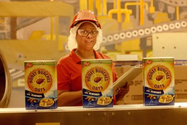 Honey Bunches Of Oats Retired Worker Returns In New Spot Adage