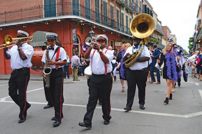 A look at the agency world in New Orleans (think: stronger