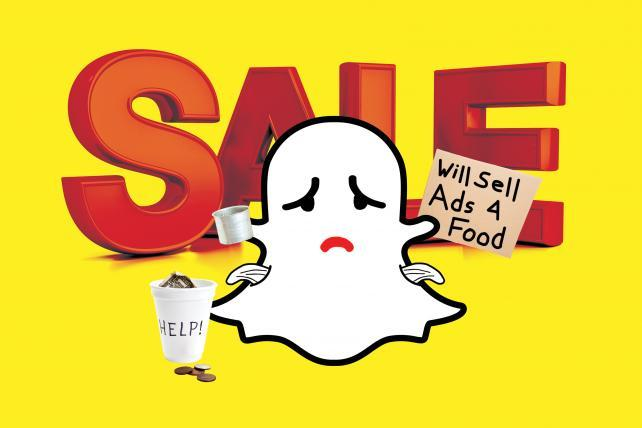 Snapchat ad prices go from ungodly to cheap | AdAge