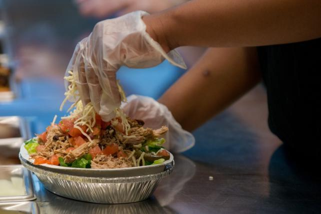 Chipotle's Tarnished Image Puts Every Sneeze Under Scrutiny