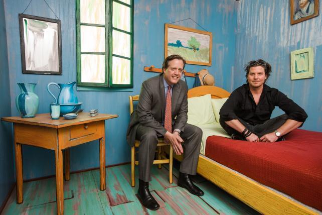 Want to Rent Van Gogh's 'Bedroom'?