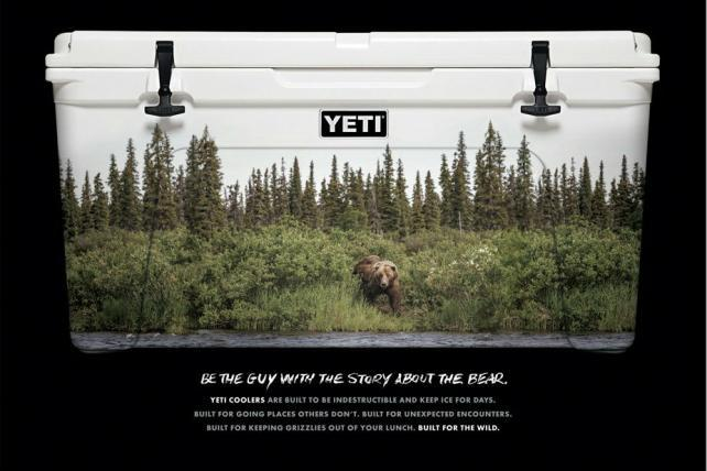 How Yeti Made a Cooler an Aspirational Brand | AdAge