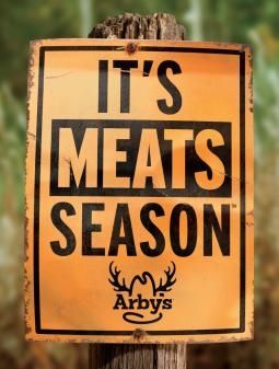 Arby's Ties Its Meat Messaging to Hunting Season in New Campaign