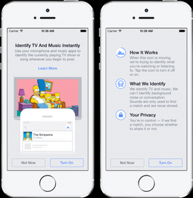 Facebook Adds Audio Matching to Get You Posting More About TV