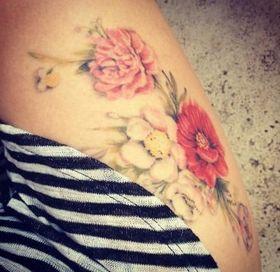 Agency Tattoo: Greta Mantooth