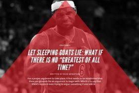 Bacardi Takes Sole Sponsorship of New Basketball Lifestyle Site
