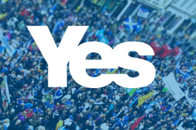 Positive Message Helps 'Yes' Campaign in Battle for Scottish Independence